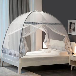 Màn lưới chống muỗi tự bung cao cấp giá rẻ levika loại 1.8m * 2m 1,5m * 2m