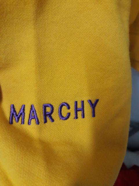 Đánh giá sản phẩm MARCHY - Basic Hoodie season 1 - Áo khoác của n*****n
