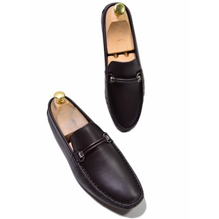 Giày lười nam da bò cao cấp Mã SP GD 3