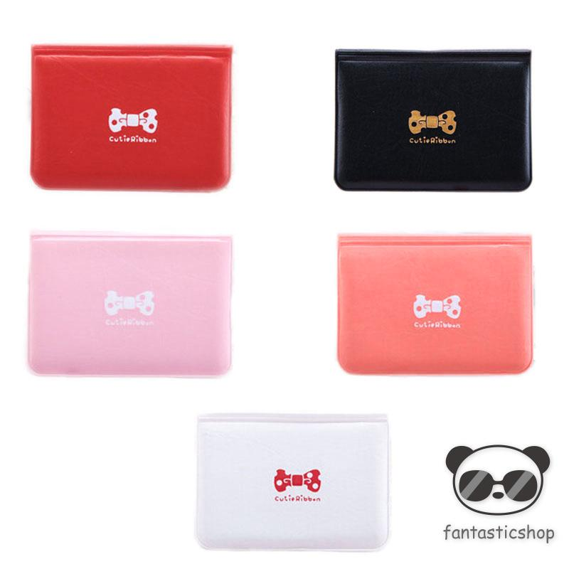 Fashion Fation Butterfly Credit Card Holder Case Wallet Business Package Cute Bag For Women