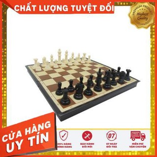 Bộ cờ vua nhựa – Đồ chơi sạch Fiotoys