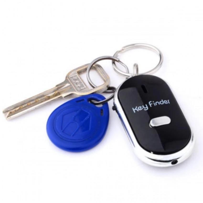 Móc chìa khóa thông minh huýt sáo (Đen) - 2645795 , 390617883 , 322_390617883 , 49000 , Moc-chia-khoa-thong-minh-huyt-sao-Den-322_390617883 , shopee.vn , Móc chìa khóa thông minh huýt sáo (Đen)