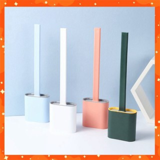 Mop- Cọ vệ sinh bồn cầu, nhà tắm losaka, chất liệu silicon vệ sinh tiện lợi
