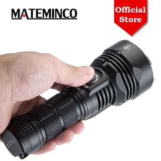 Đèn pin Mateminco TK04 4xSST40/XHP50.2 7800/13500lm 21700 18650 Anduril Type-C (Astrolux FT02S)