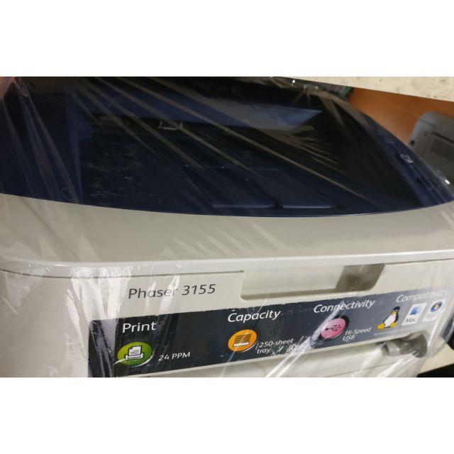 Máy in laser fuji xerox 3155 ( hộp mực mới ,có bảo hành) Giá chỉ 750.000₫