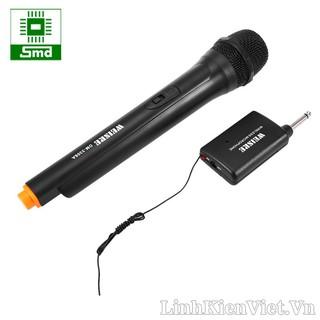 Bộ Micro không dây WEISRE DM 3308A