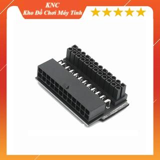 [Mã ELORDER5 giảm 10K đơn 20K] Cầu chuyển vuông góc nối tiếp dây 24pin cho bo mạch chủ