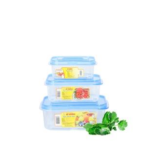 Bộ 3 hộp nhựa Vĩ Hưng