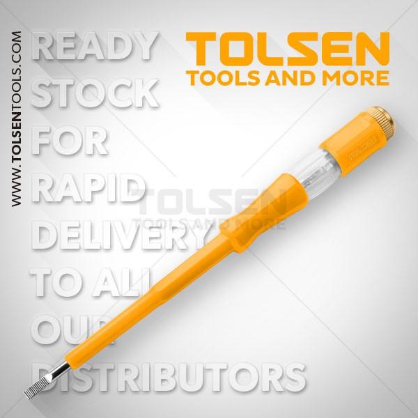 Vít thử điện 190mm TOLSEN 38115