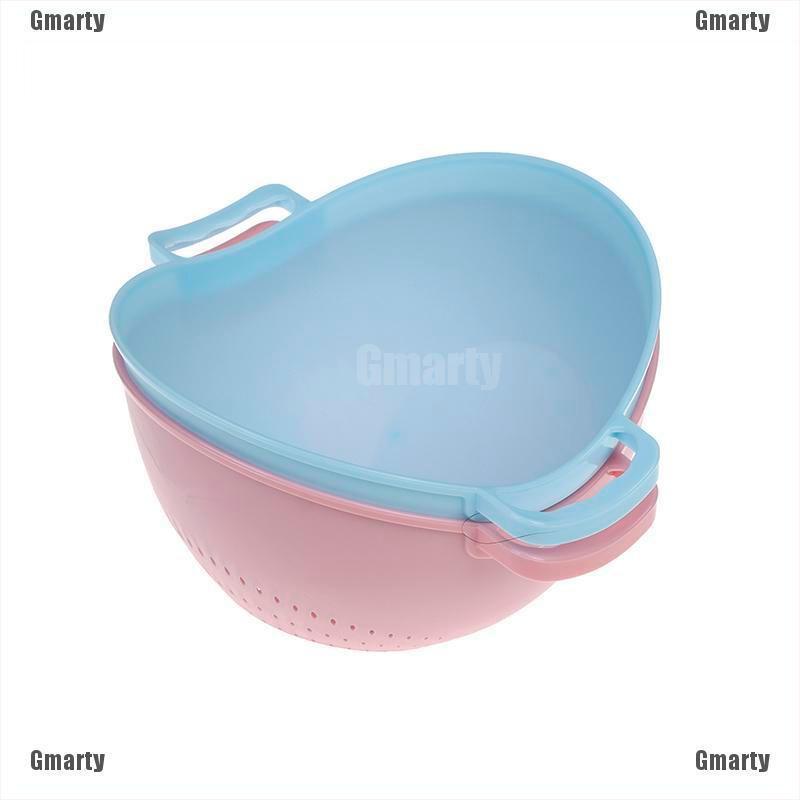 Gmarty Wash Rice Sieve Kitchen Small Wash Rice Thick Wash Rice Pots