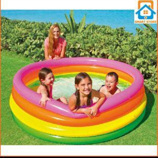 Bể bơi 3 tầng
