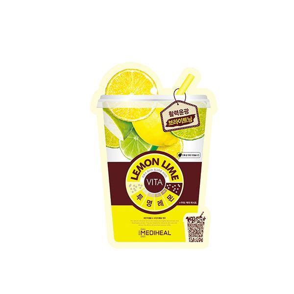 Mặt Nạ Tinh Chất Chanh Tươi Giúp Trắng Sáng Da Lemonlime Vita Mask - 22223024 , 2146344456 , 322_2146344456 , 18000 , Mat-Na-Tinh-Chat-Chanh-Tuoi-Giup-Trang-Sang-Da-Lemonlime-Vita-Mask-322_2146344456 , shopee.vn , Mặt Nạ Tinh Chất Chanh Tươi Giúp Trắng Sáng Da Lemonlime Vita Mask