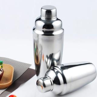 Bình shaker 750ml inox bình lắc inox 750cc pha chế cocktail quán bar - Shaker