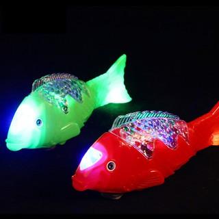 Đồ chơi cá chép phát đèn và nhạc