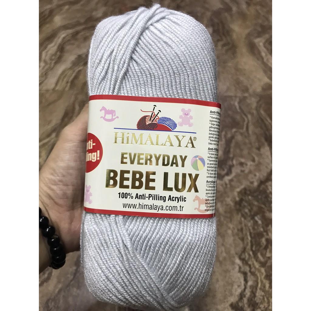 Cuộn Len EveryDay BeBe Lux 70430