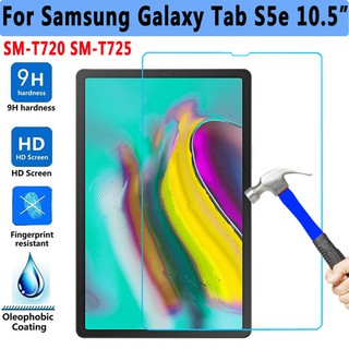 For Samsung Galaxy Tab s5e 10.5 inch 2019 SM-T720 SM-T725 T720 T725 Tablet Screen Protector Tempered Glass Safety Cover