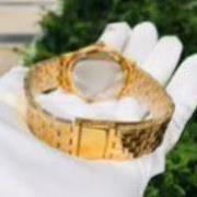 [SIÊU GIẢM GIÁ] Đồng Hồ Nam Nữ HALEI H1 Khung Thép Mạ Vàng Cao Cấp Lịch Lãm Sang Trọng (Tặng Vòng Tỳ Hưu)