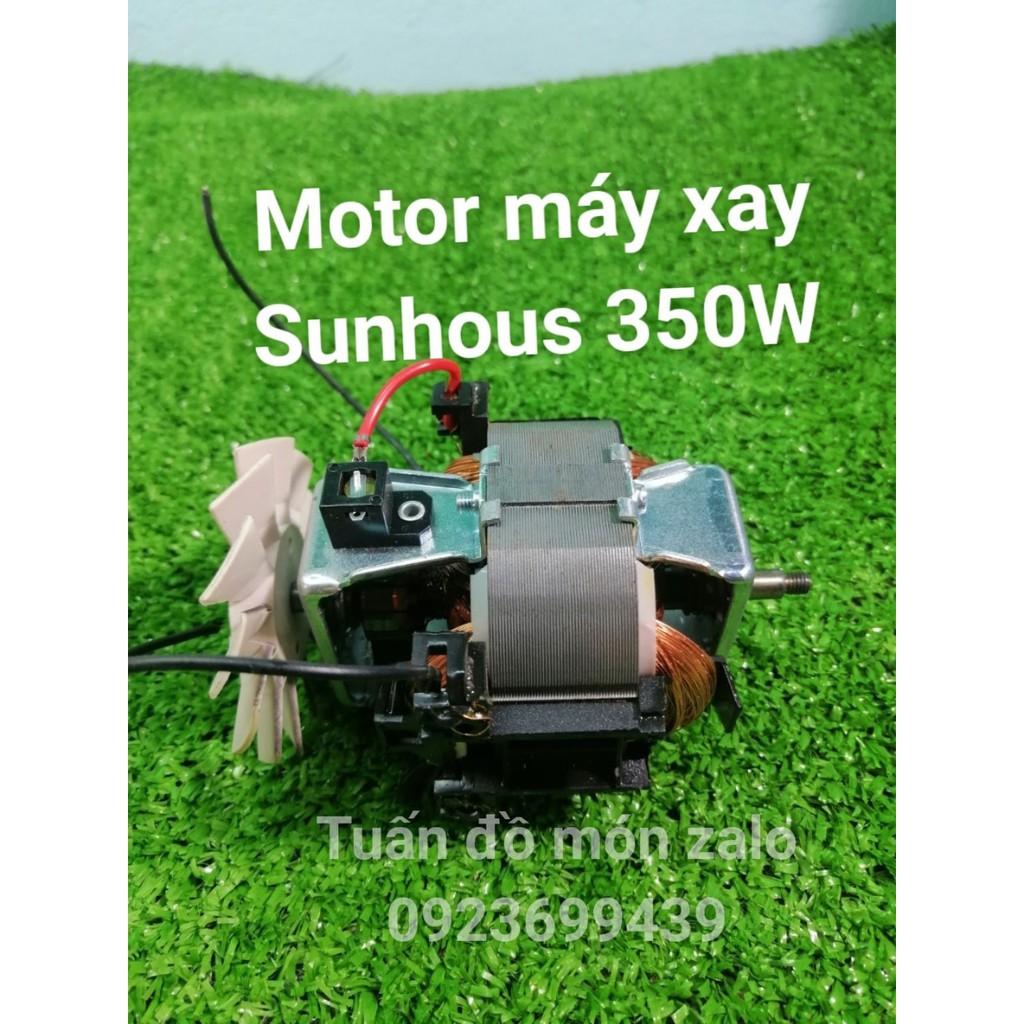 Motor Động Cơ Máy Xay Sunhouse SHD5112 350W phụ kiện phụ tùng linh kiện chính hãng