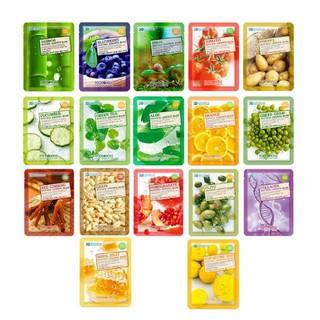 Lẻ 01 Miếng Mặt Nạ 3D Foodaholic Natural Essence Hàn Quốc Chip Skincare thumbnail