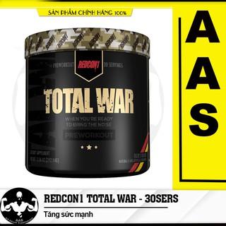 Tăng Sức Mạnh Tập Luyện Thể Thao Total War 30 lần dùng Redcon1 – Chính Hãng 100%