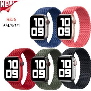 Dây Đeo Silicon Cho Đồng Hồ Thông Minh Apple Watch Series 6 / SE / 5 / 4 / 3 / 2 Size 38mm 40mm 42mm 44mm
