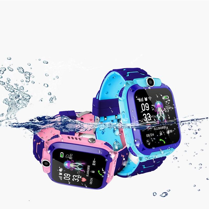 Đồng hồ định vị trẻ em GPS A28 có Camera chụp ảnh từ xa, chống nước IP65 (đi mưa, rửa tay)