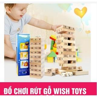 [SẬP GIÁ] bộ đồ chơi rút gỗ Toymar | Tại Hà Nội