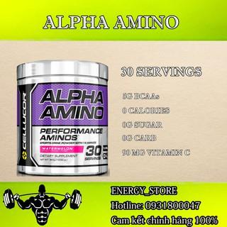 Chống Dị Hóa Cơ Bắp Amino Axit Cellucor Alpha Amino 30 lần dùng - Chính Hãng 100% thumbnail