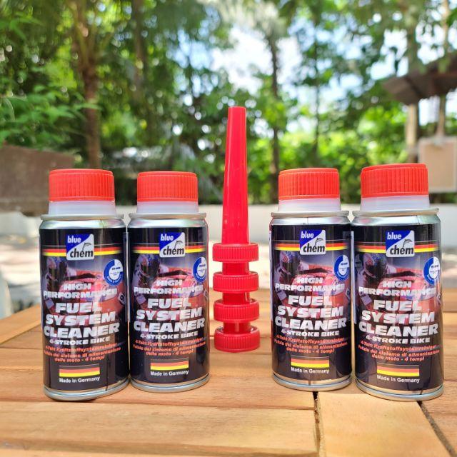 Bluechem fuel System leaner Vệ sinh hệ thống xăng 50ml