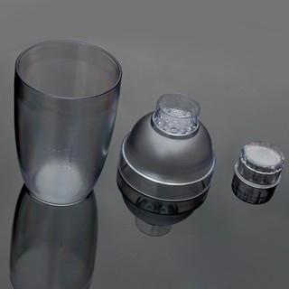 Bình Pha Chế Trà Sữa - Dụng Cụ Pha Chế Trà Sữa Shaker Nhựa 530ml