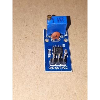 mạch cấp xung vuông PWM tích hợp IC NE555 phù hợp động cơ Nidec không chổi than chế quạt gió thumbnail