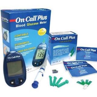 Máy đo đường Huyết OnCall Plus thumbnail