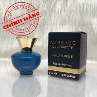 Nước hoa nữ chính hãng Versace Dylan Blue Pour Femme ED thumbnail