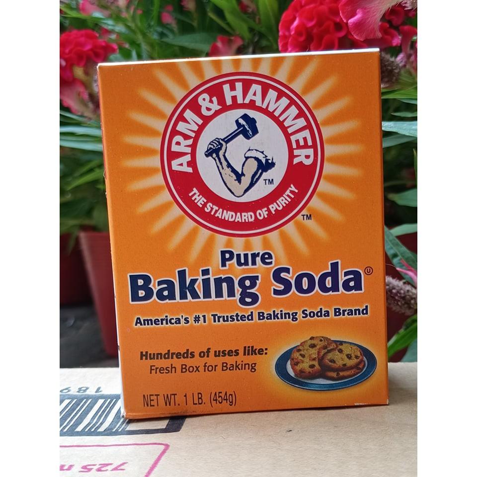 Baking soda 454g USA