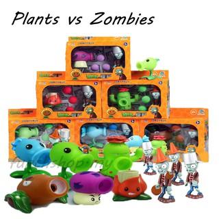 Bộ Đồ Chơi Plants Vs Zombies Độc Đáo Thú Vị Cho Bé