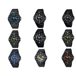 Đồng hồ nam Casio MRW-200H dây nhựa