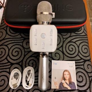 Mic Hát karaoke Bluetooth Kèm Loa Cầm Tay Cao Cấp TOSING HIFI-Không Hay Hoàn Tiền bảo hành 12 tháng