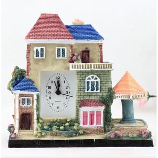 Đồng hồ trang trí ngôi nhà biệt thự, đồng hồ để bàn