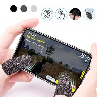 Bọc ngón tay thiết kế thoáng khí dùng chơi game trên điện thoại thumbnail