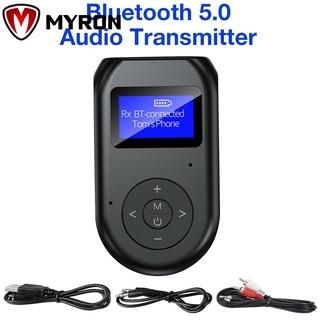 Bộ Thiết Bị Truyền Nhận Tín Hiệu Âm Thanh Bluetooth 5.0 3.5mm 2 Trong 1 Chuyên Dụng