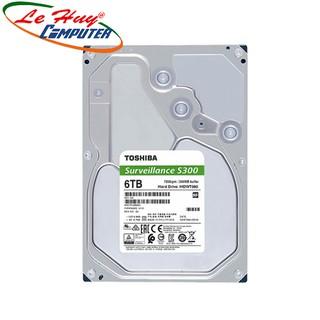 Ổ cứng HDD Toshiba S300 Surveillance 6TB 3.5