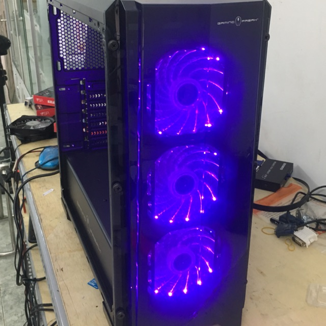 Vỏ Case Gaming Freak Moon Priestess GFG-MP1