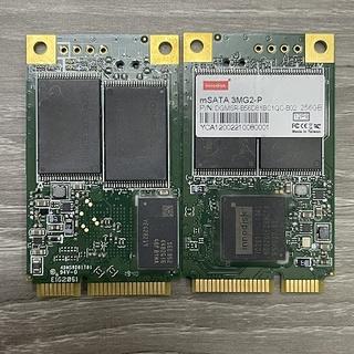 SSD MSATA 256GB INNODISK CHÍNH HÃNG thumbnail