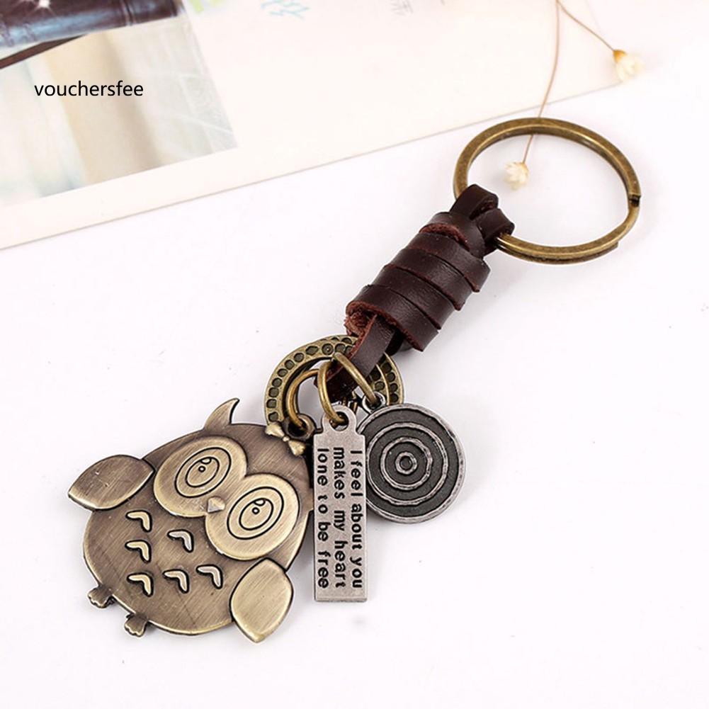 Móc khóa hình cú bện dây giả da độc đáo - 21903594 , 2691119604 , 322_2691119604 , 66000 , Moc-khoa-hinh-cu-ben-day-gia-da-doc-dao-322_2691119604 , shopee.vn , Móc khóa hình cú bện dây giả da độc đáo