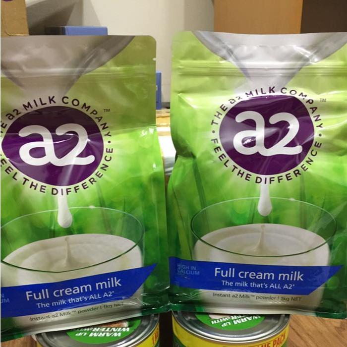 Sữa Tươi A2 Dạng Bột - Hàng Xách Tay Úc