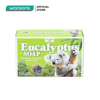 Xà Bông Country Life Eucalyptus 100g
