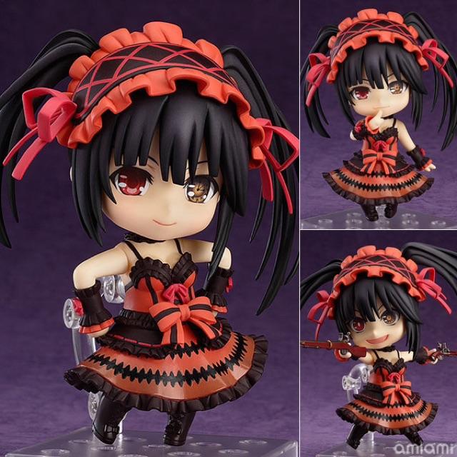 Mô hình nhân vật nendoroid Kurumi Tokisaki