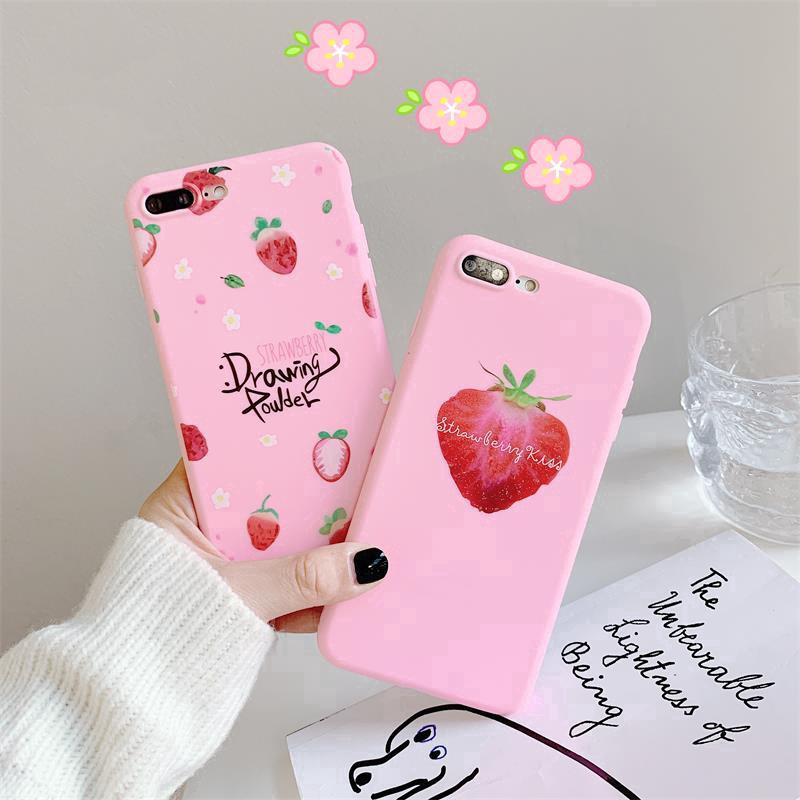 Ốp điện thoại TPU mềm dễ thương và thời trang cho iPhone 6 6S 7 8 6plus 6Splus 7Plus 8Plus X XR XS XSMAX