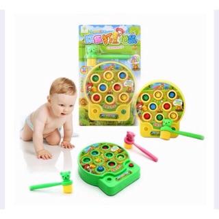 Bộ đồ chơi đập chuột vui nhộn cho bé