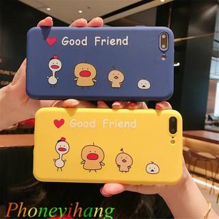 👭OPPO R15 Pro R11 R11S F1 R9 R9S F3 Plus Good Friend Case